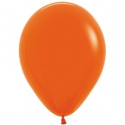 Orange Balloons - Inflate your balloons in store!