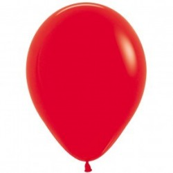 Red Balloons - inflate your balloons in store.