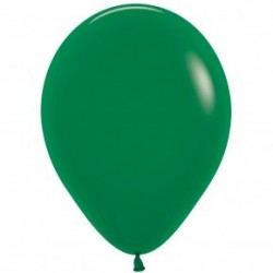 Forest Green Balloons - Inflate your Balloons in store!