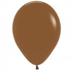Coffee Brown Balloon - Inflation available in store. My Party Supplies Broadacres