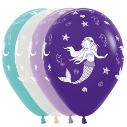 Mermaid Party Supplies - www.mypartysupplies.co.za