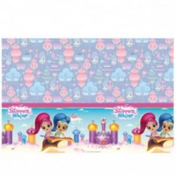 Shimmer and Shine Tablecloth - South Africa