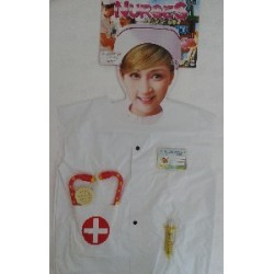 Nurse Dress Up Set - 5 to 10 year old
