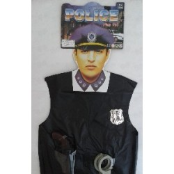 Police Dress Up Set - 5 to 8 years old
