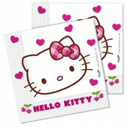 Hello Kitty Serviettes