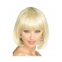 Wig - Short Bob Blonde
