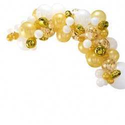 Balloon Garland Kit - Gold