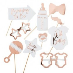 Baby Shower Photo Props. My Party Supplies Broadacres