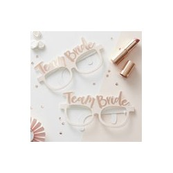 Team Bride Glasses (pk/8)