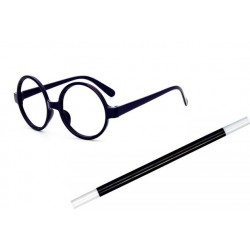 Harry Potter Glasses and Magic Wand Set