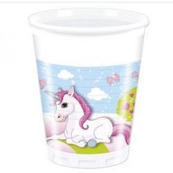 Unicorn Cups- www.mypartysupplies.co.za