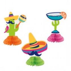 Boho Fiesta Centrepieces