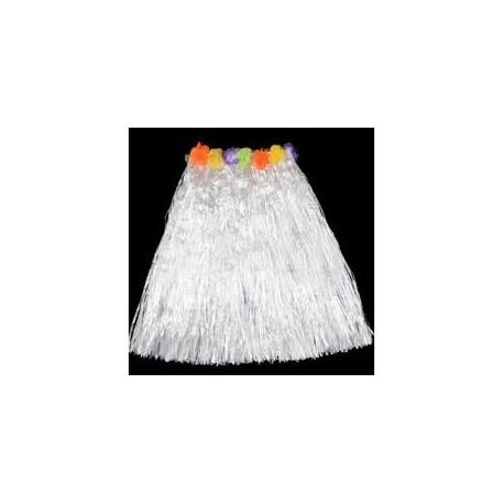 Hawaiian Skirts 60cm White