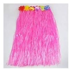 Hawaiian Skirt Pink - 60cm