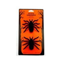 Halloween Spiders (pk/2)