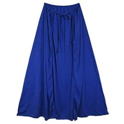 Halloween Cape Material 75cm Blue