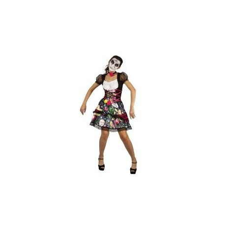 Day of the Dead dress