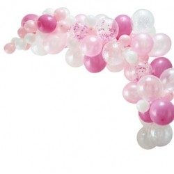 Balloon Garland Kit - Pink