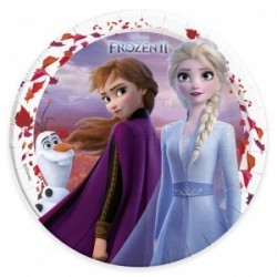 Frozen II Paper Plates - South Africa