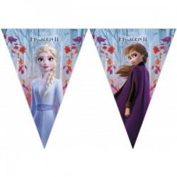Frozen Flag banner 2.3m