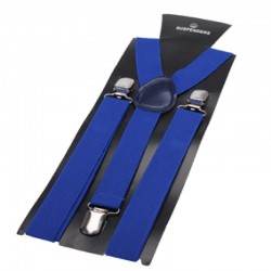 Royal Blue Suspenders - South Africa
