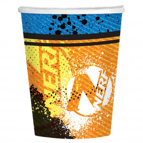 Nerf Paper Cups (pack of 8)