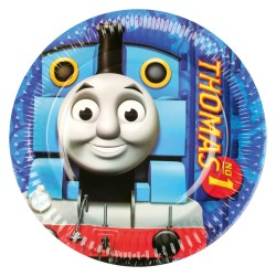 Thomas the Tank Engine Plates (Pack of 8)