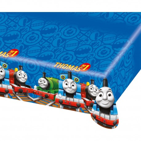 Thomas the Tank Engine Tablecloth