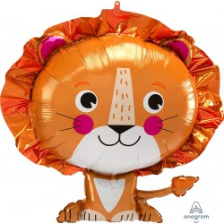 Lion Supershape Foil Balloon