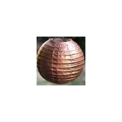 Paper Lantern Rose Gold (25cm)
