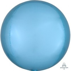 Pastel Blue ORB Balloon. Balloons South Africa