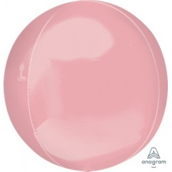 Pastel Pink Orb Balloon | Balloons South Africa