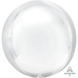 White Orb Balloon