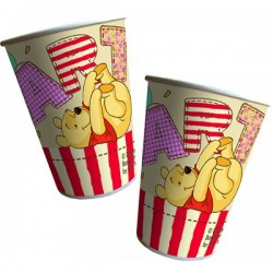 Winnie Sweet Treats Cups (Pack of 8)