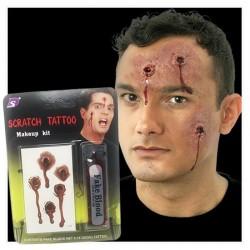 Scratch Tattoo make up kit