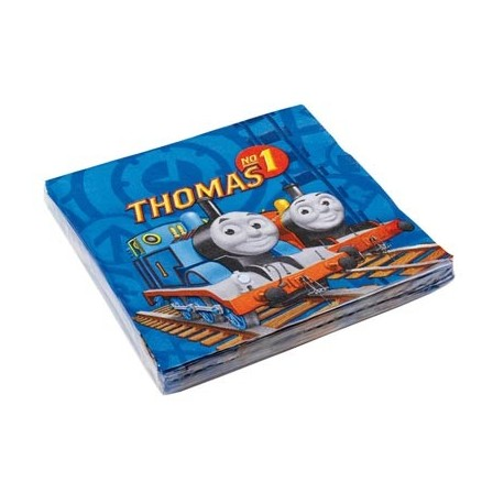 Thomas the Tank Engine Serviettes (Pack of 20)