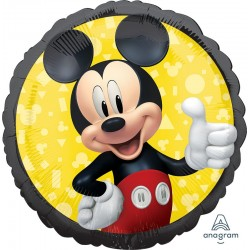 """18"""" Mickey Mouse Forever Foil Balloon"""