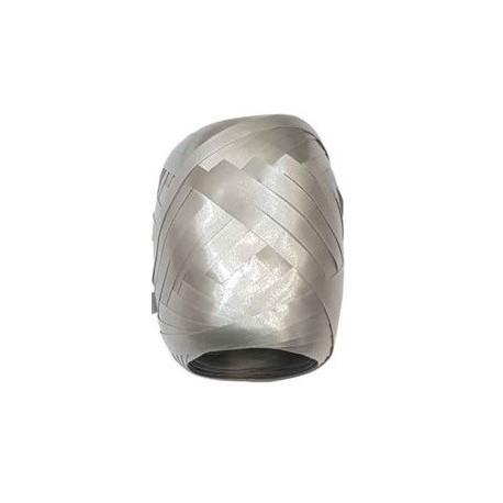 Balloon Ribbon Silver