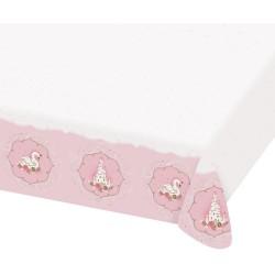 Princess Material Tablecloth