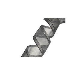 Organza Ribbon Metal/Silver (15mm/20m)