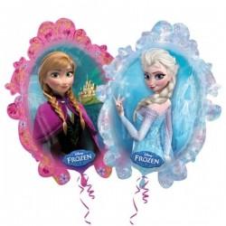 Frozen SuperShape Foil Balloon