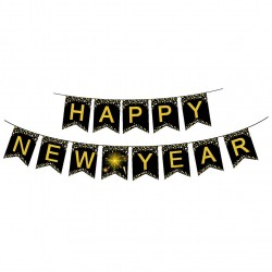 Happy New Year Bunting |New Year Party Supplies South Africa