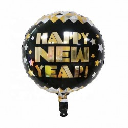 "18"" Happy New Year Foil Balloon"
