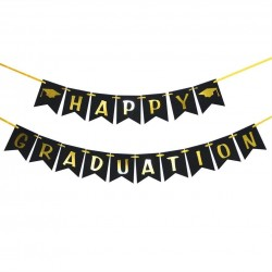 Happy Graduation Banner ( 3 metres)