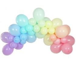 Pastel colour Balloon Arch Kit