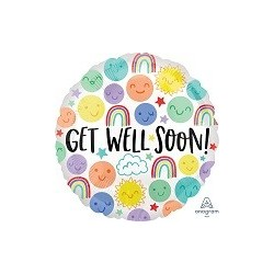 Get Well Soon Foil balloon | South Africa