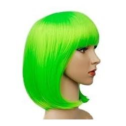 Wig - Short Bob Green