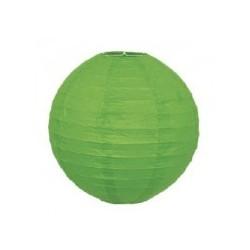 Paper Lantern Lime Green x 1