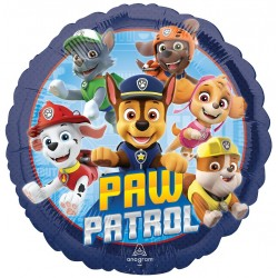"""18"""" Paw Patrol Foil Balloon"""