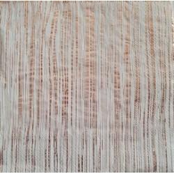 Rose Gold Stripe serviettes (pk/20)